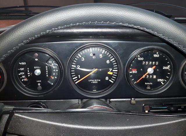 Porsche 911 2.4 S serie F Coupè 199 CV MATCHING NUMBER completo
