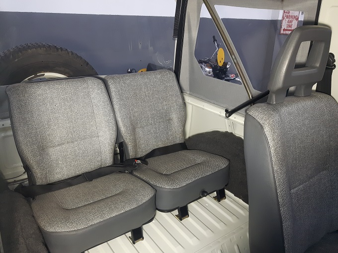 SUZUKI SJ 410  cabrio 33kw  restauro totale completo